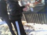 Голодне студенты не знали где поесть:DDИ припоркавались на лорьке=))))