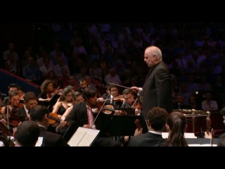 БЕТХОВЕН. Симфония № 9 «Хоральная». Д. Баренбойм / BEETHOVEN - Symphony No. 9 in D minor, 'Choral' - Daniel Barenboim