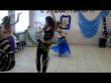 Восточный танец (Евгения Лебедева)