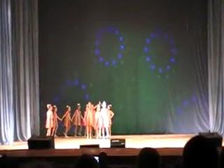 Цыганский танец. Коляда.