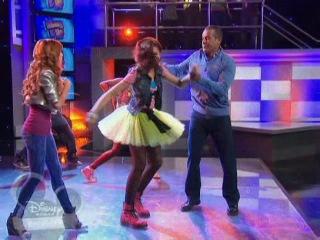 Танцевальная лихорадка\Shake it up - 5 серия 2 сезон