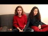 Мы разбиваемся. Нателла Локян и Алина Камалян (Cover Земфира)