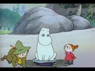Муми-Тролли / Moomin Серия 2 - Волшебная шляпа