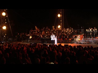 Sarah Brightman Andrea Bocelli - Time To Say Goodbye (Live In Tuscany)