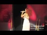 Rihanna - Disturbia (live on 100th Nivea Anniversary)