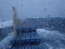 Шторм в северной атлантике