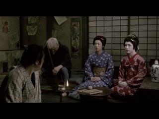 Затойчи (Такеши Китано, 2003, Япония, боевик, драма)