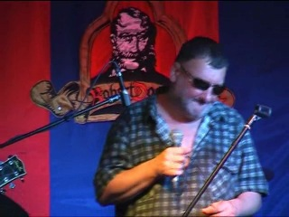 Black magic woman - santana cover by каlych blues in robert doms 11.08 2012