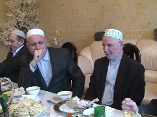 Потомок Пророка С1С Абдул-Насир Юсуф , Цолоев Хизир, Сайд-Мухаммад Калиматов, Абадиев Идрис