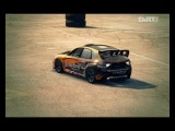 Subaru Impreza wrx sti and Ford Fiest. Dirt 3. Drift