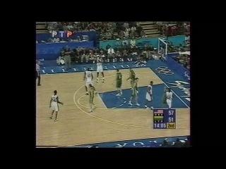 Олимпийские игры 2000 года в Сиднее.