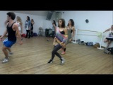 Beyoncé - Dance For You.Paris.Julia Malinovskaya.Сhoreography-Yanis Marshall Street jazz 27.09.2011г