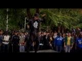 Танец Лося в парке