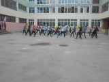 Флешмоб г. Чусовой, 7 школа