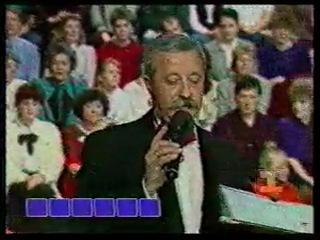 Поле Чудес с участием Алексея Паклина 1998 г