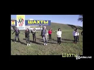 Народная пародия на популярный танец Медведева