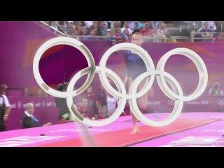 ХХХ Олимпийские игры (Лондон-2012) — Опорный прыжок (женщины) [Гимнастика → Соревнования]