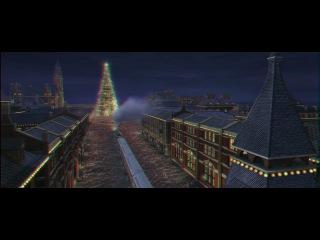 Полярный Экспресс 3D (анаглиф)