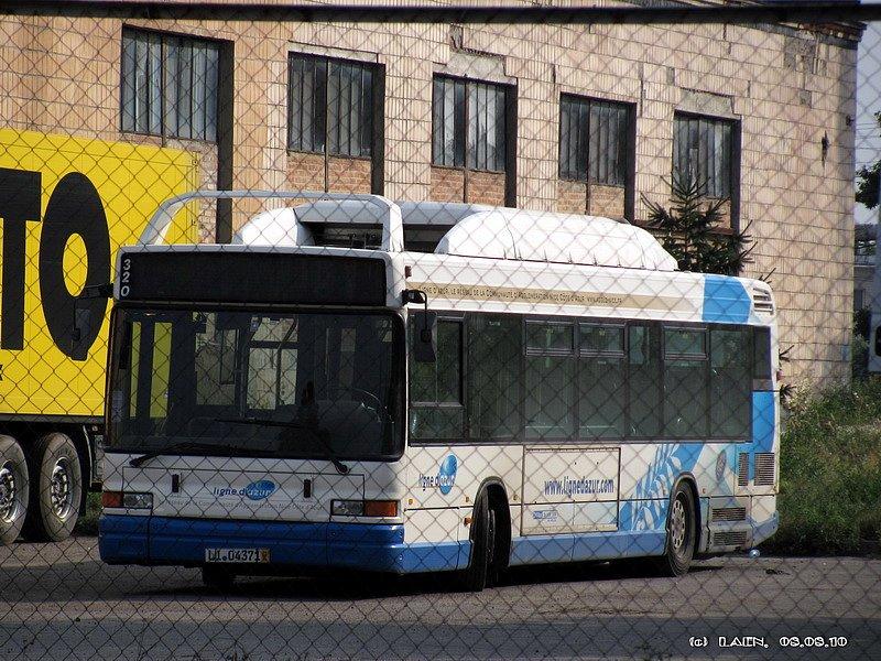 Маршрут автобуса 720к на карте