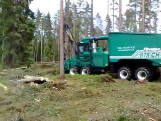 Elmia wood 09 Silvatec 878 CH