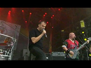 RAGE feat Hans Jürgen Kürsch (Blind Guardian) - Set This World On Fire (Wacken 2009)