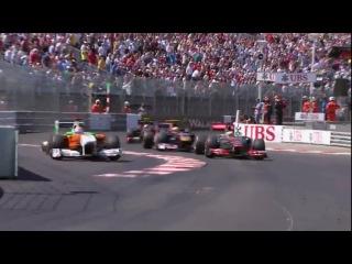 Аварии на F1 за 2011 год