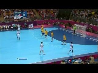 Гандбол. Олимпийские игры 2012 Финал. Швеция-Франция
