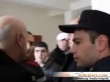 Депутат парламента Армении Арутюн Карагезян обругал начальника подразделения судебных приставов 19 января 2012 года