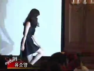 [120117] Kang Sora, Jiyeon, Hyorin, Soyoung, Ailee, Kahi @ Dream High 2 Press Conference