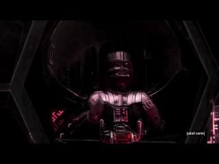 Робоцып: Звездные войны (2007) 3 эпизод