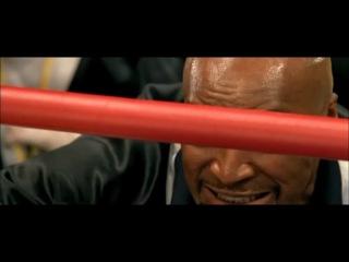 Артём Колчин мощно дерётся в ринге (Отрывок из фильма Бой с тенью 2: Реванш 2007)