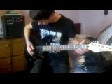 демо гитары Кракена (Yamaha erg 121)