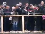 Взрыв в Домодедово Катерина Илич - Минута молчания