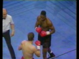 1991-09-30 Lennox Lewis vs Glenn McCrory (EBU &amp BBBofC British Heavyweight Titles)