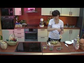 Любимые рецепты. Салат из картофеля с кальмарами