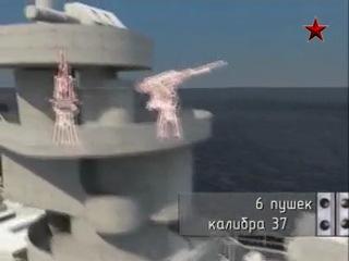 ВМФ СССР. Хроника Победы. 1-й выпуск. Линкор