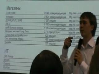 видео-запись практической конференции