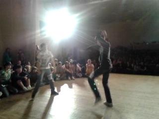 Урбан Стайл 2011 F1N (Кириллов Константин) vs Maloy (Белокрылов Константин)
