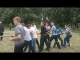 Конкурс: Вытягивание каната! Троица 2012