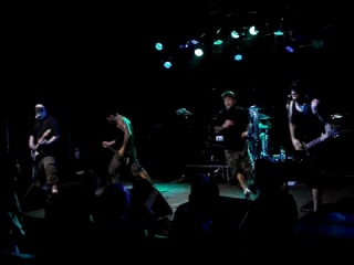Bloodclot! 'Hard Times' live (Bloodclot covers Cro-Mags' Hard Times, Berlin, SO 36)