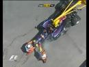 Формула 1. Авария Вебер и Ковалайнен 2010