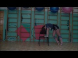 Стриптиз - Танец со стулом! Приватный танец! Эротический танец.