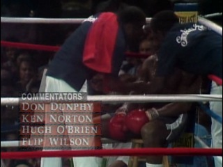 1975 Muhammad Ali vs. Joe Frazier III / Мухаммед Али - Джо Фрейзер (3 бой)