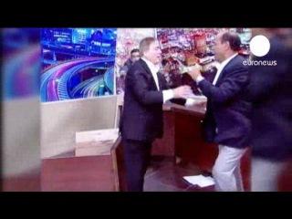 Иорданский политик подаст жалобу на грозившего ему оружием