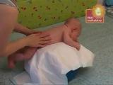 вестибулярная гимнастика для младенцев