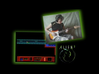 Alien 3 (NES) - Intro (Guitar Cover By Kicel)