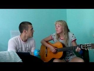 2011 4смена Макс и Катя (наша 1-15) я солдат