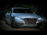 Audi 2012 Game Day Commercial — Vampire Party.