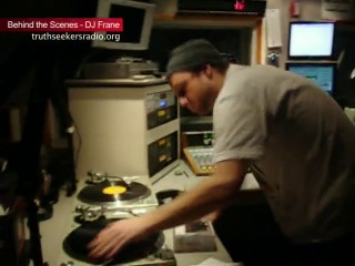 DJ Frane Truthseekers Radio Behind The Scenes 07 04 09