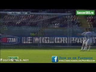 Обзор матча Торино - Болонья (1-2)